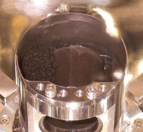 Hayabusa2 sample