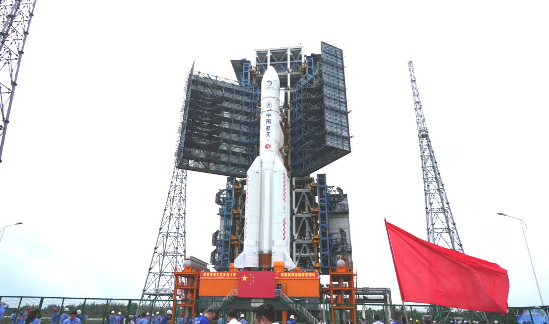 Change'5 launch