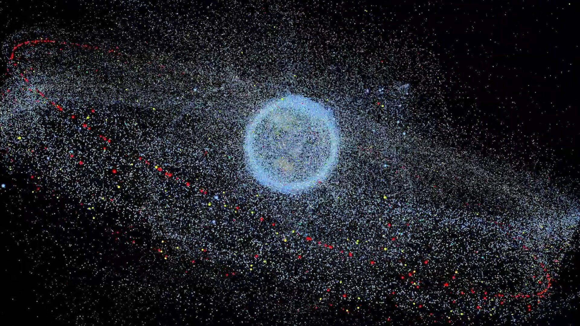 ESA Space Debris
